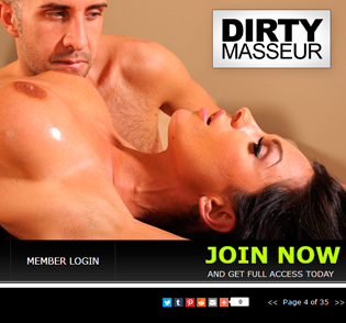 Dirty Masseur