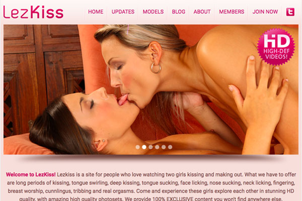 best lesbo porn website where hot chicks kisses each other