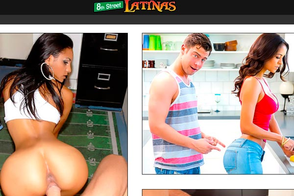 Top premium adult website featuring professional latin porn content