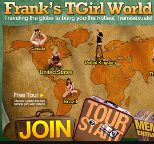 Frank's-TGirl World