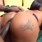 Good pay sex site to watch black anal xxx action