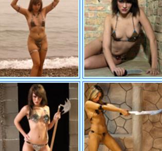 Mythic Women