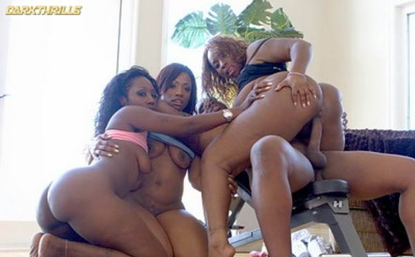 Popular premium porn site with the hottest black models