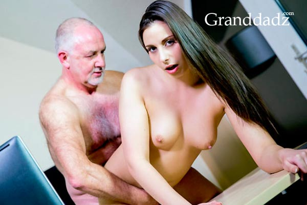 Nice premium sex site for the fans of age difference porn scenes