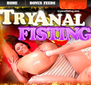 Best paid porn website to watch lesbian girls trying ass fisting