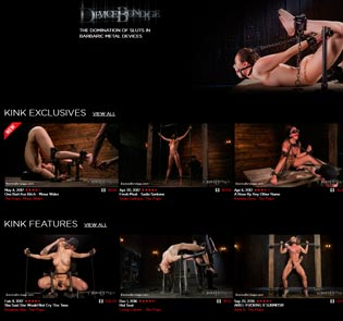 My favorite pay xxx website to watch bondage porn scenes