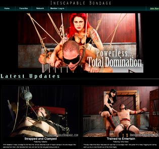 Nice paid xxx website full of rough fetish sex action