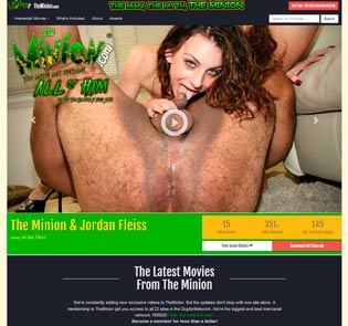 Nice paid sex website full of bizarre porn content