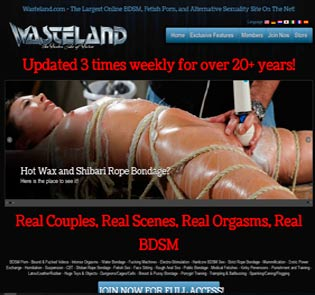 Greatest paid sex site providing bdsm porn stuff