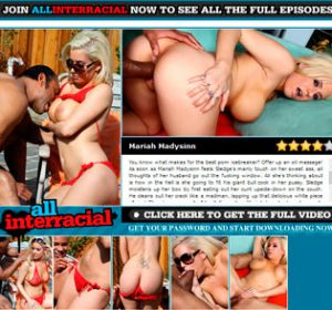 Popular hd adult site for multiracial porn scenes