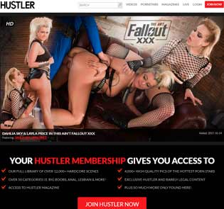 My favorite paid adult multisite to find the hottest porn flicks