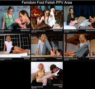 My favorite pay sex website featuing only hot feetjob porn flicks