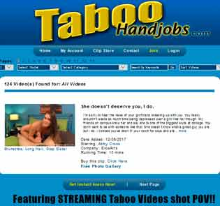 Top premium xxx website if you like taboo porn action